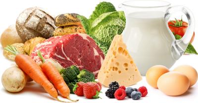 изменение питания при инфекциях