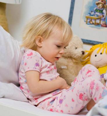 симптомы дизентерии у детей
