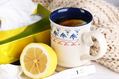 лечение простуды
