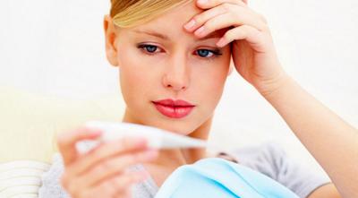 субфебрильная температура при гриппе