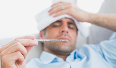 высокая температура при простуде
