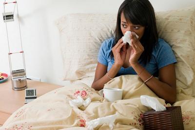профилактика гриппа у беременной