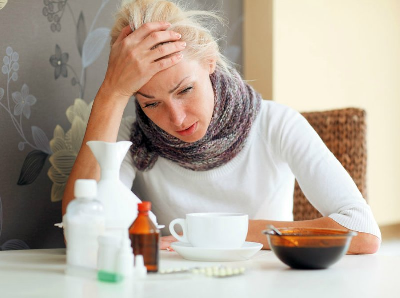 осложненный грипп
