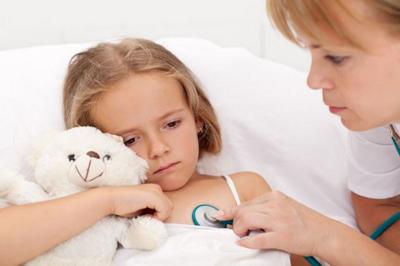 признаки гриппа у детей