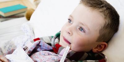 формы гриппа у детей